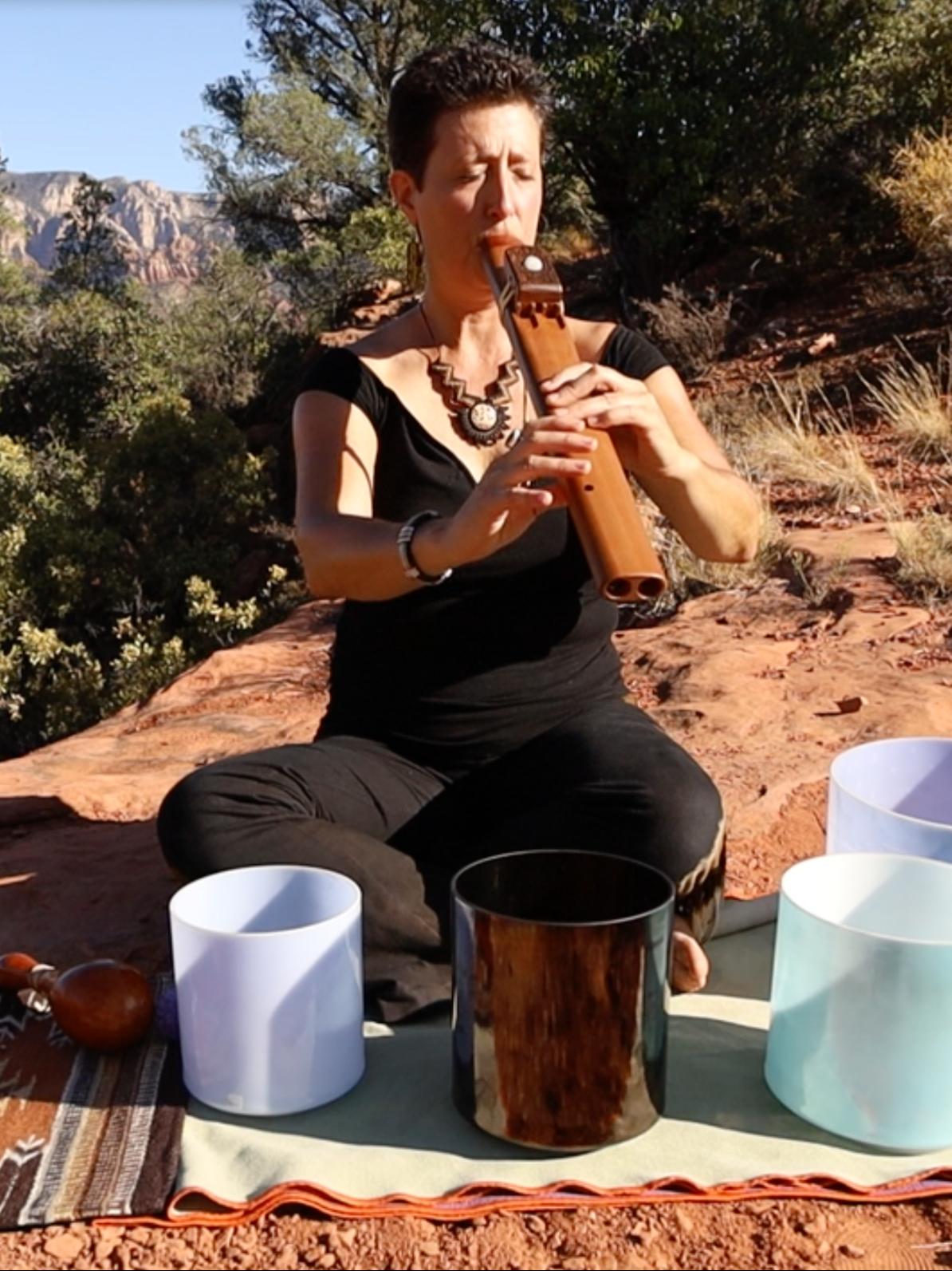 Native Flute Healing